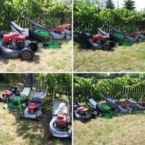 My Mower Family.