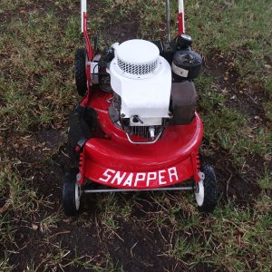 Old Snapper Mower2